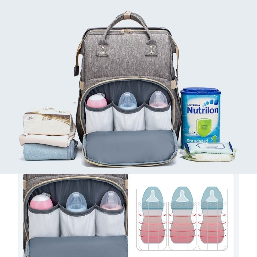 Baby Crib Backpack