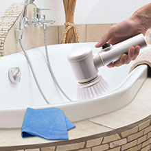 Portable Multi-Function Electric Cleaning Brush