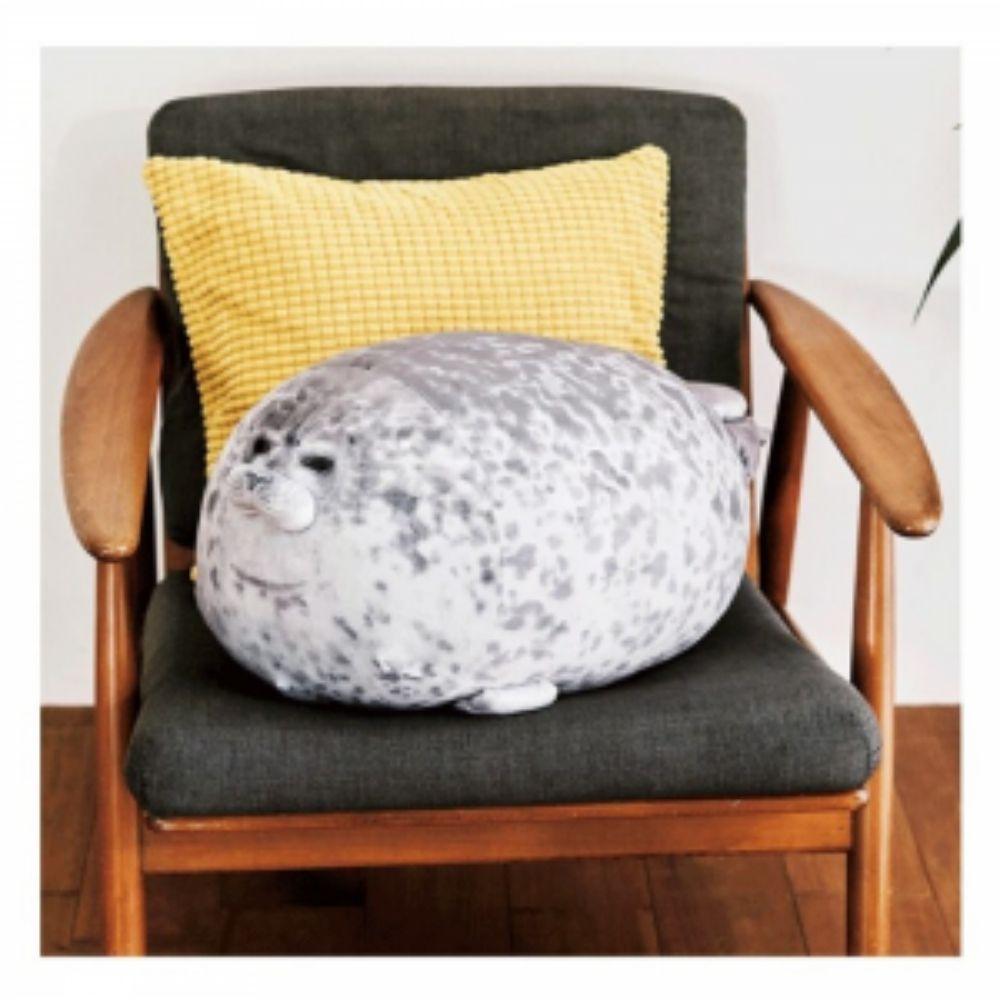 Squishy Seal Plush Toy